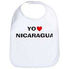Yo Amo Nicaragua Bib