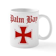 Palm Bay (iron cross) Mug