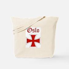 Oslo (iron cross) Tote Bag