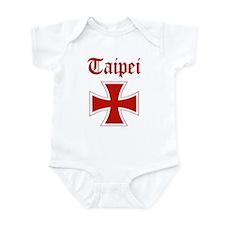Taipei (iron cross) Infant Bodysuit