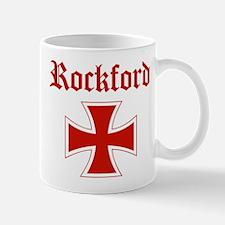 Rockford (iron cross) Mug