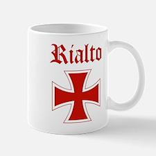 Rialto (iron cross) Mug
