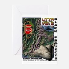 UTTR The New Area 51 Greeting Cards (Pk of 10)