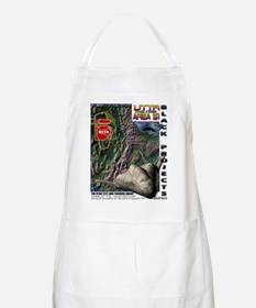 UTTR The New Area 51 BBQ Apron