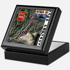 UTTR The New Area 51 Keepsake Box