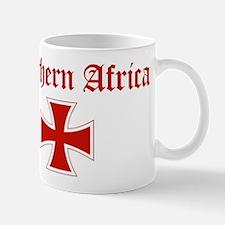 Southern Africa (iron cross) Mug