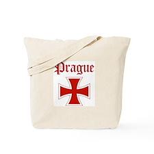 Prague (iron cross) Tote Bag