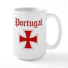 Portugal (iron cross) Mug