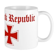 Slovak Republic (iron cross) Mug