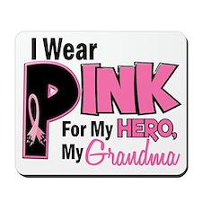 I Wear Pink For My Grandma 19 Mousepad