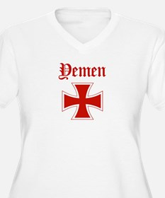 Yemen (iron cross) T-Shirt