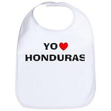 Yo Amo Honduras Bib