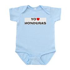 Yo Amo Honduras Infant Creeper
