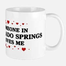 Loves Me in Colorado Springs Mug
