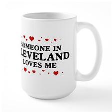 Loves Me in Cleveland Mug