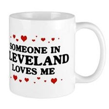 Loves Me in Cleveland Mug