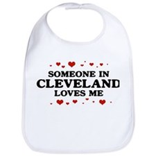 Loves Me in Cleveland Bib