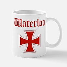 Waterloo (iron cross) Mug