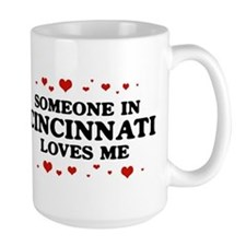 Loves Me in Cincinnati Mug
