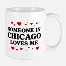 Loves Me in Chicago Mug