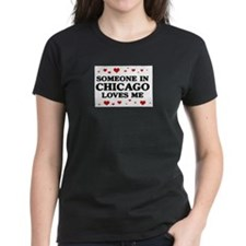Loves Me in Chicago Tee