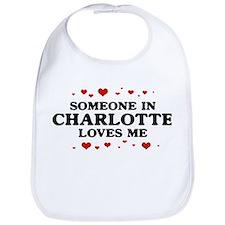 Loves Me in Charlotte Bib