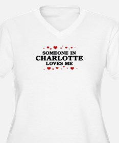 Loves Me in Charlotte T-Shirt