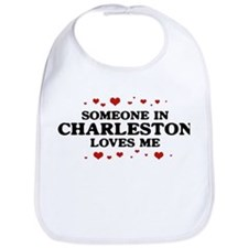 Loves Me in Charleston Bib