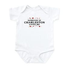 Loves Me in Charleston Infant Bodysuit