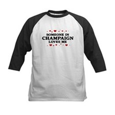 Loves Me in Champaign Tee