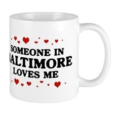 Loves Me in Baltimore Mug