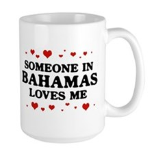 Loves Me in Bahamas Mug