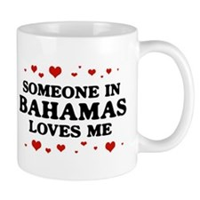 Loves Me in Bahamas Mug