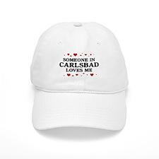Loves Me in Carlsbad Baseball Cap