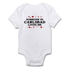 Loves Me in Carlsbad Infant Bodysuit