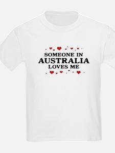 Loves Me in Australia T-Shirt