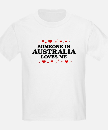 Loves Me in Australia T-Shirt