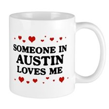 Loves Me in Austin Mug