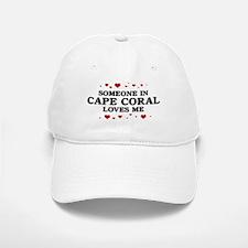 Loves Me in Cape Coral Baseball Baseball Cap