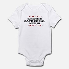 Loves Me in Cape Coral Infant Bodysuit