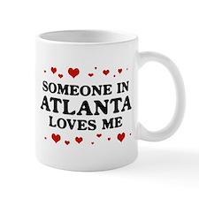 Loves Me in Atlanta Mug