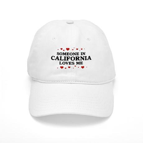 Loves Me in California Cap