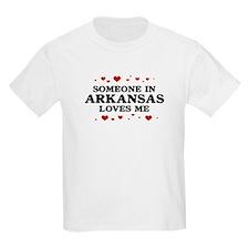 Loves Me in Arkansas T-Shirt