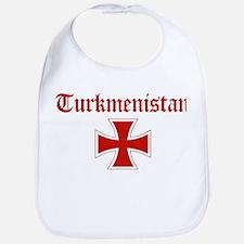 Turkmenistan (iron cross) Bib