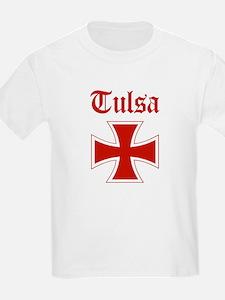 Tulsa (iron cross) T-Shirt