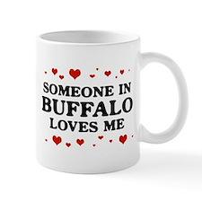 Loves Me in Buffalo Mug