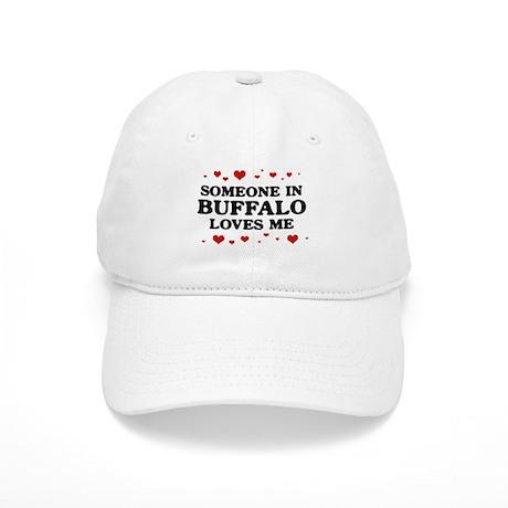 Loves Me in Buffalo Cap
