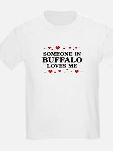 Loves Me in Buffalo T-Shirt