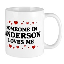 Loves Me in Anderson Mug