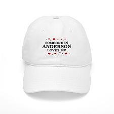 Loves Me in Anderson Baseball Cap
